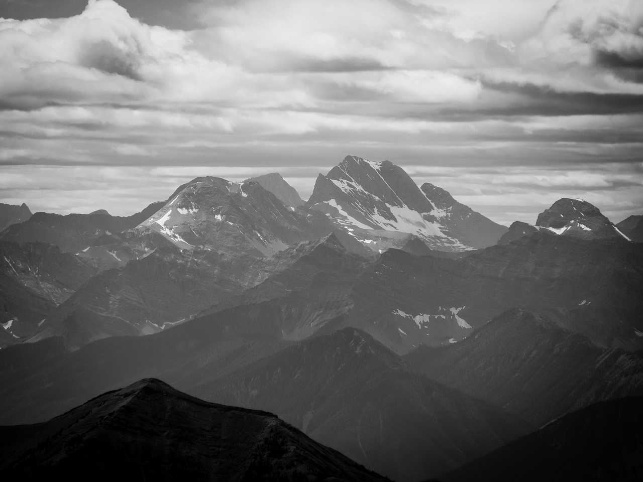 Mount Harrison - the southernmost 11,000er in the Rockies.