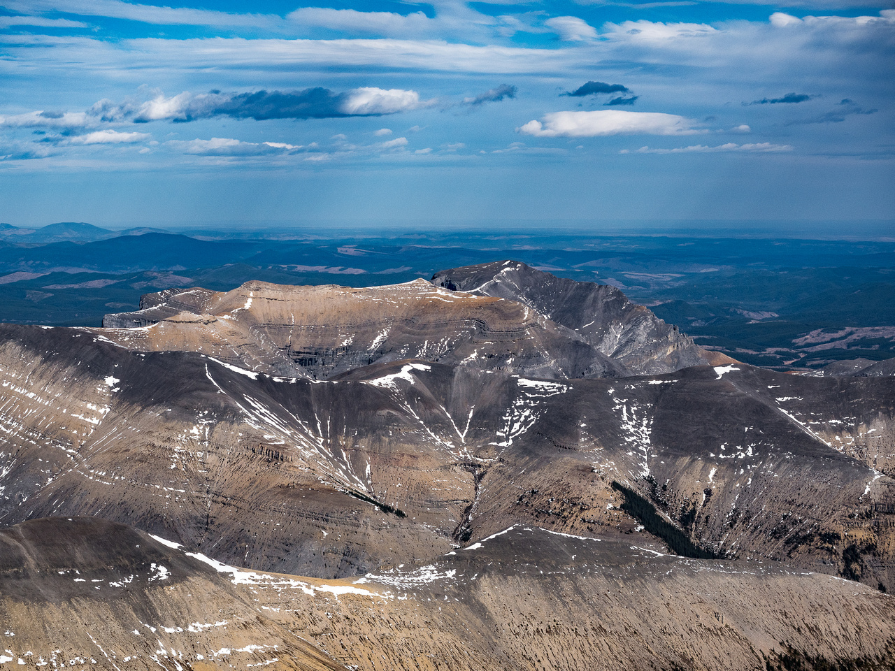 "This small front range summit is known as ""Kink Peak"" on Bivouac and has been called ""Ghost"" as well."