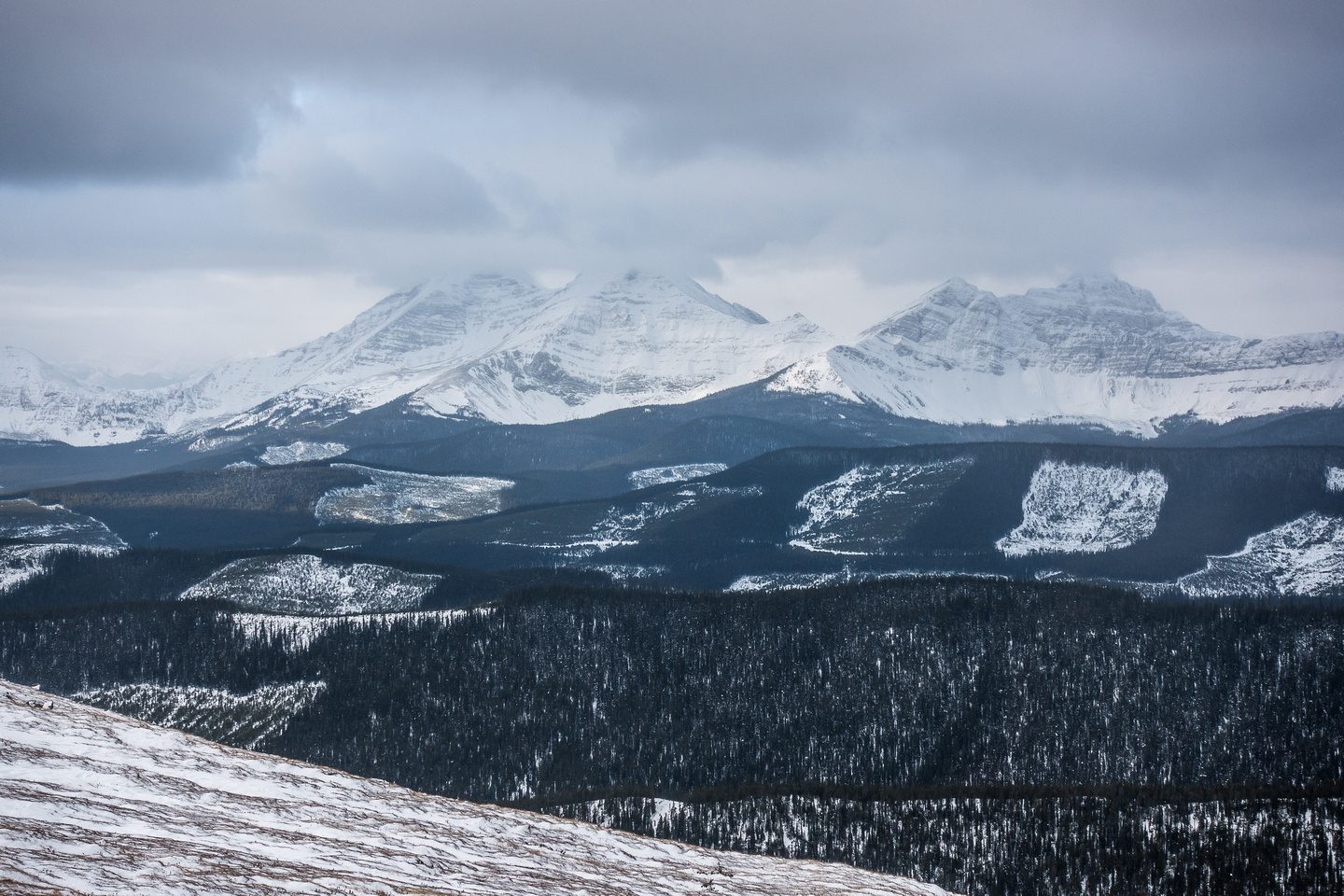 Mount Gass at left.