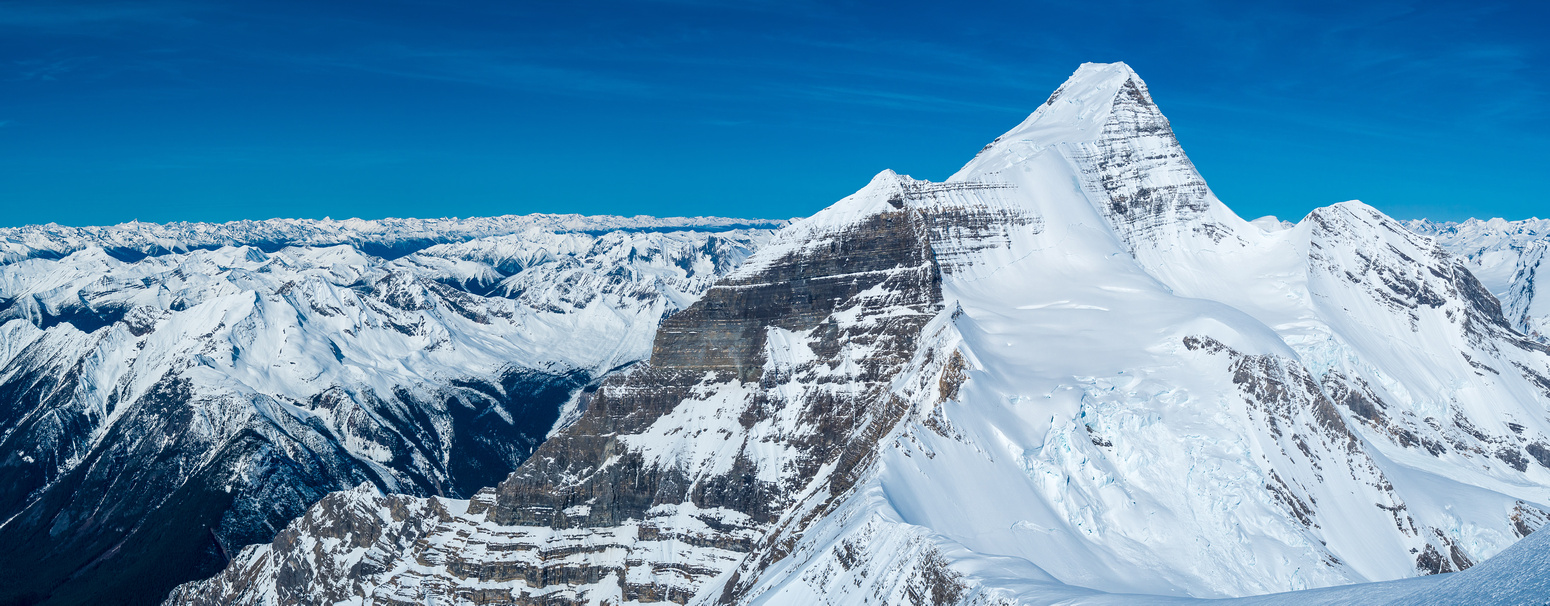 Mount Robson in all its glory!