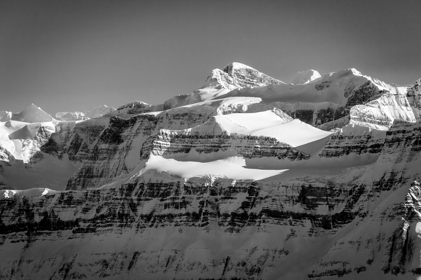 Mount Alexandra is a beautiful and remote 11,000er - one of my favorites so far.