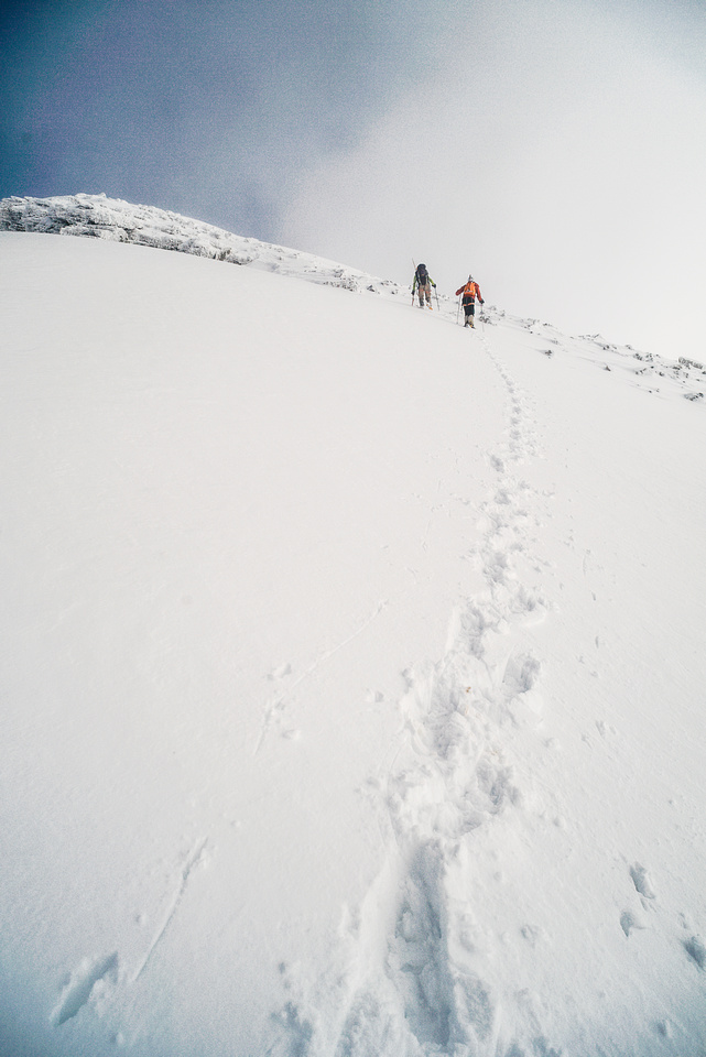 11000ers take a long time to ascend! ;)