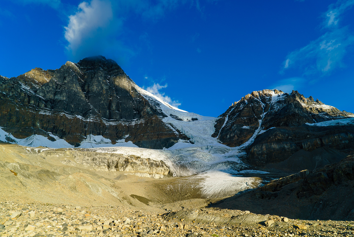 A last look back at two gorgeous and relatively easy 11000ers.