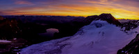 Sunrise over Magog Peak.