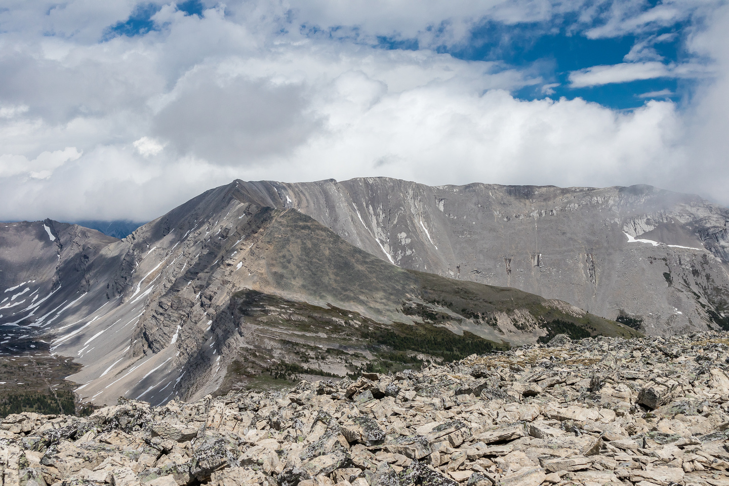 Mount Armstrong.