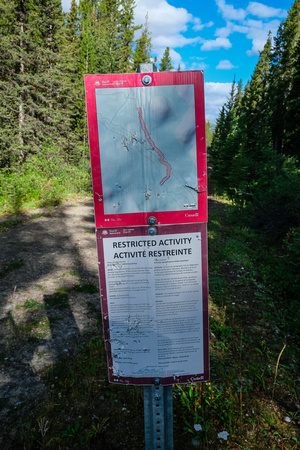 WTF? Who damages signs in a national park with a shotgun?!