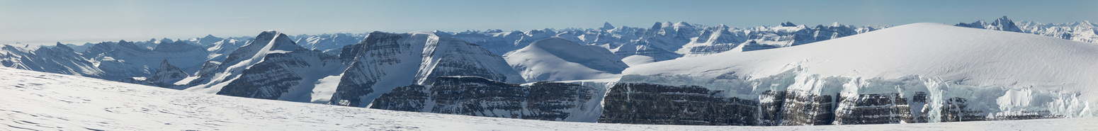 Pano includes Athabasca, Andromeda, Forbes, Lyells and Alexandra.