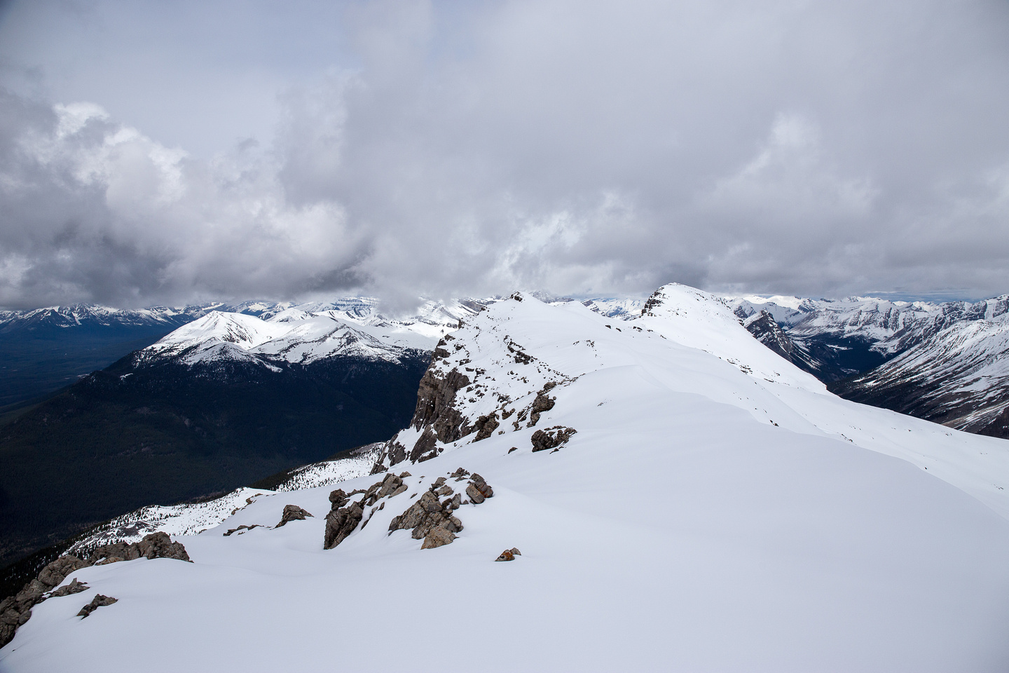 Armor Peak may look close, but it's further than you think!