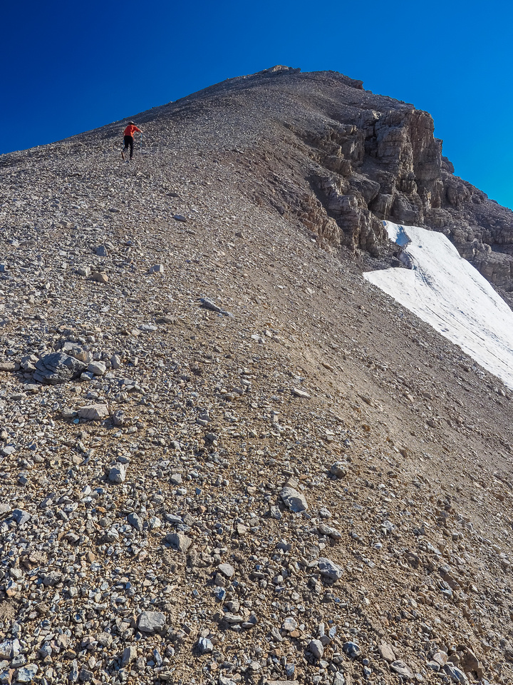 The summit is almost in sight.