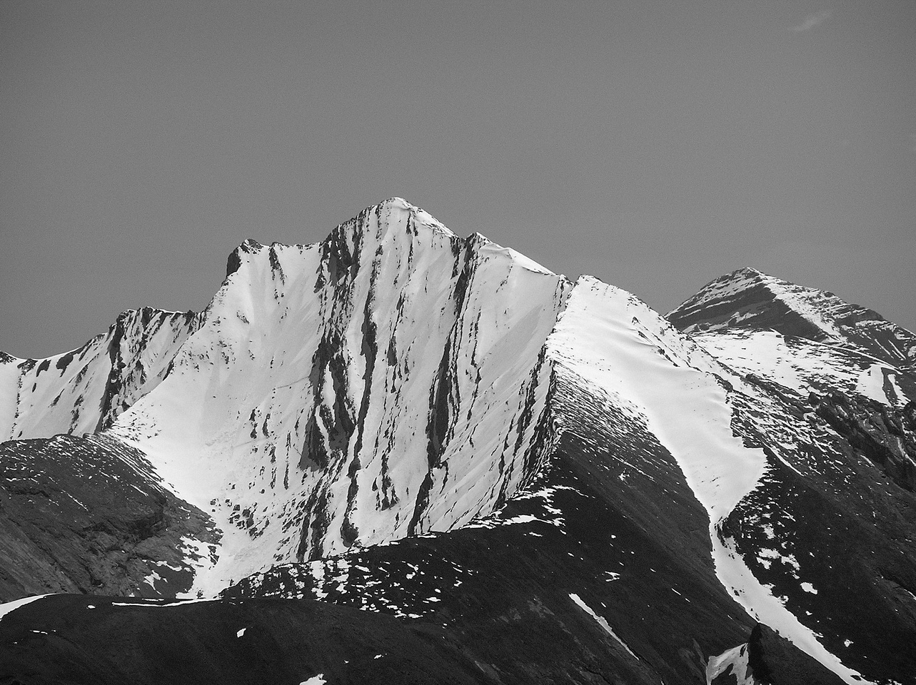 Fisher Peak.
