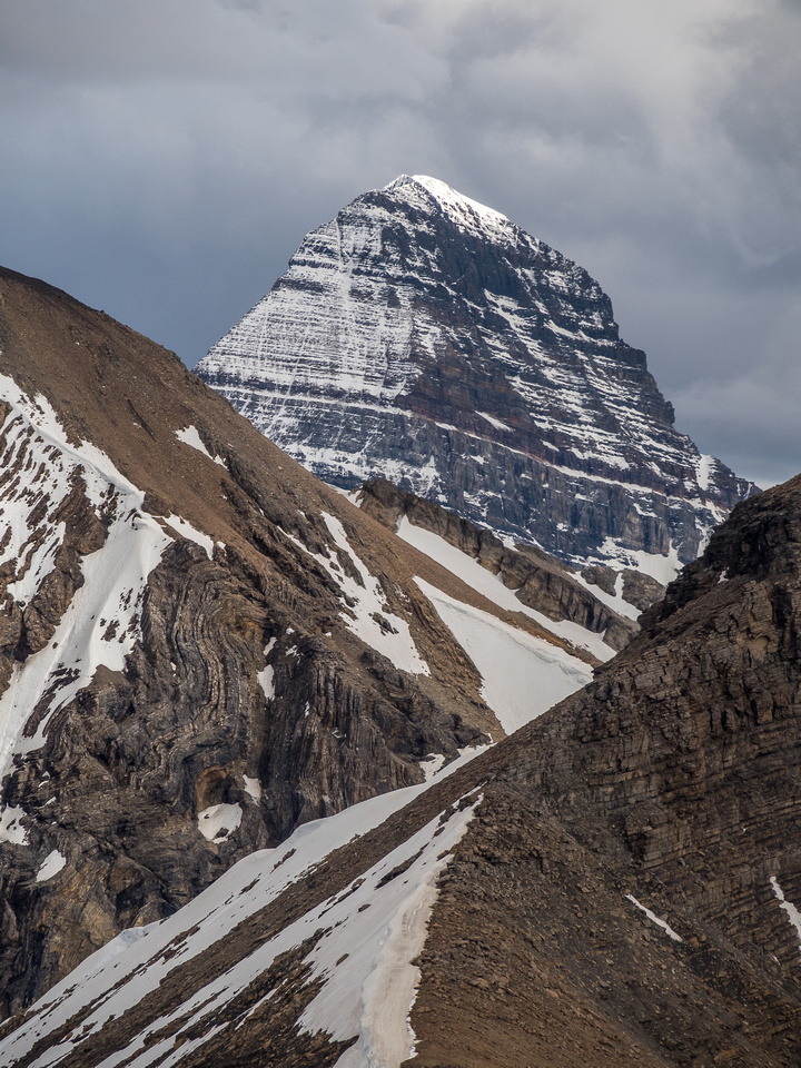 Mount Assiniboine.