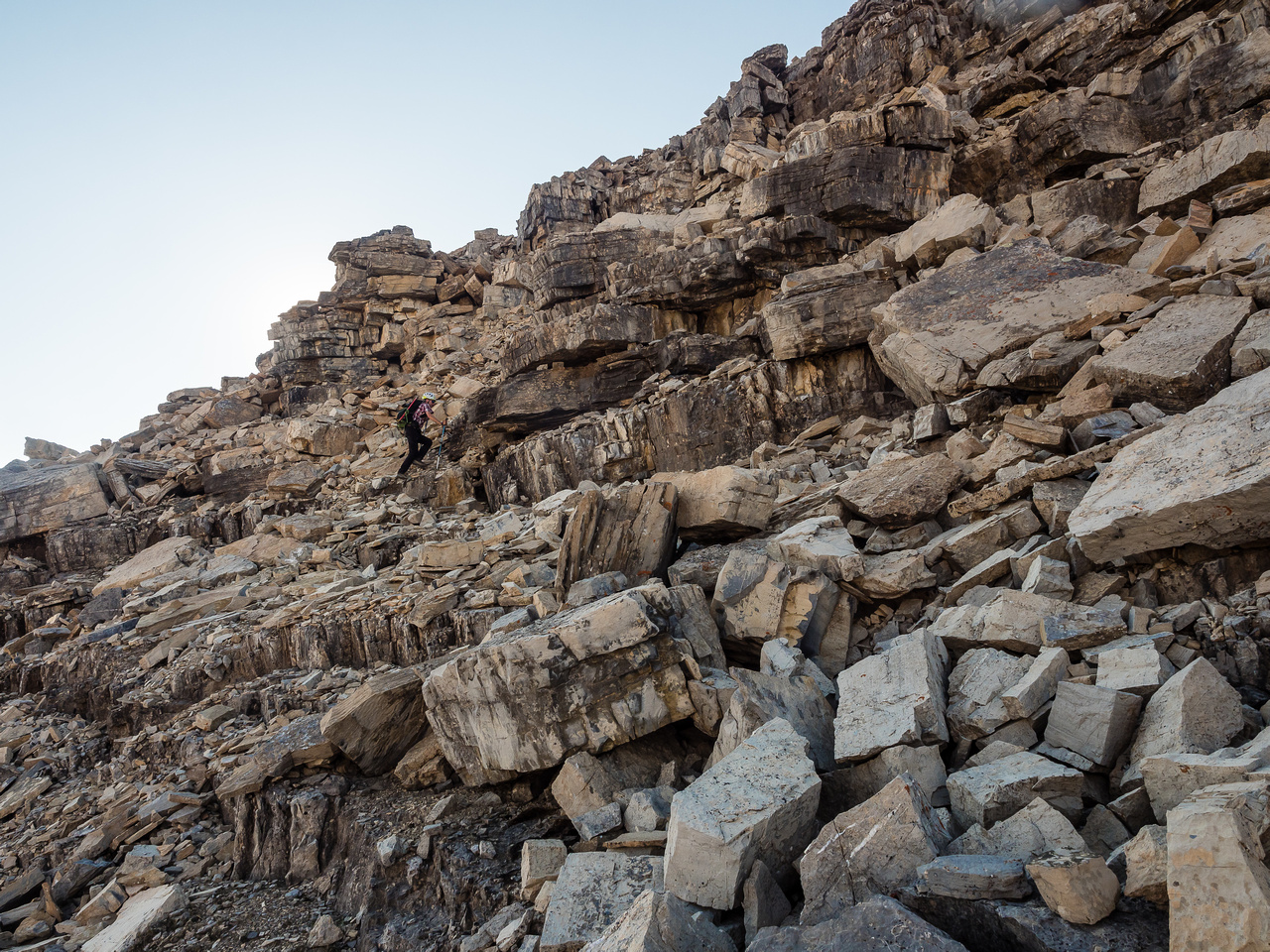Find Phil in this giant's playground of rock and boulders.
