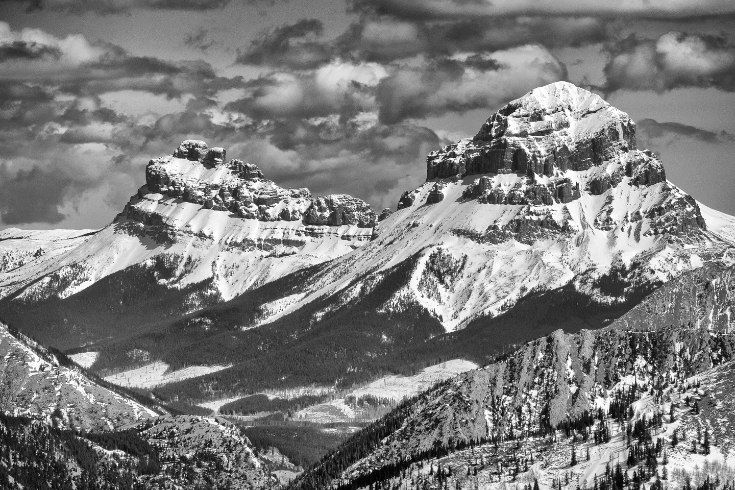 Crowsnest Mountain is still one of my favorite scrambles in the Crowsnest Pass area.