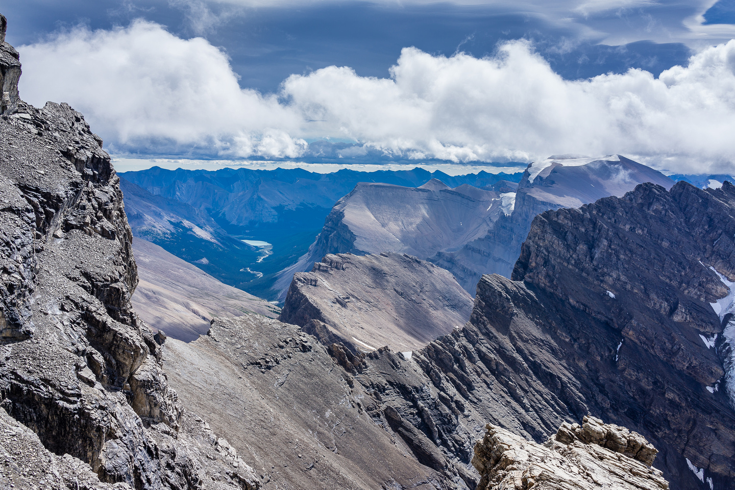 """Mount Harris (R) is at least 3300m and possibly another """"unknown"""" 11000er..."""