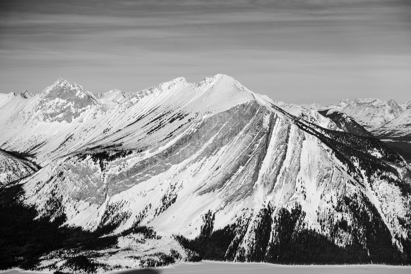 Mount Indefatigable was among my first scrambles - a fond memory.